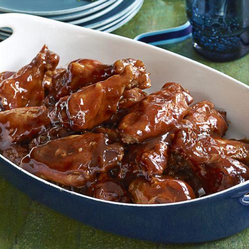 ailes poulet BBQ